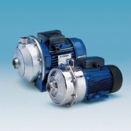 Lowara C Series of centrifugal pumps in 304 & 316 stainless steel